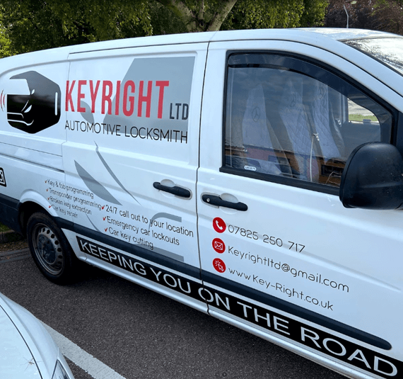 Car Key Locksmith Peterborough
